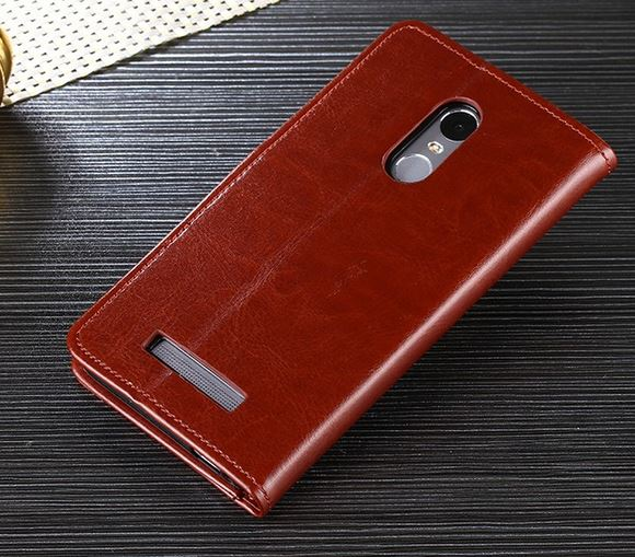 Stand Magnetic Filp Cover Leather.JPG