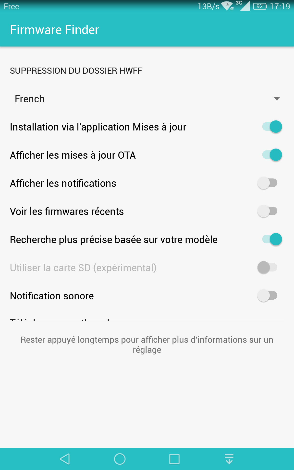 Comment installer une ROM officielle Huawei - Huawei - Huawei